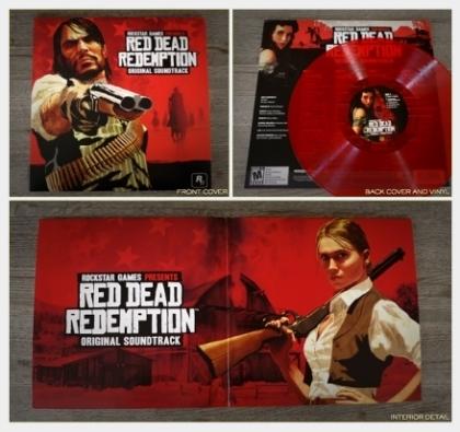 red dead redemption vinyl