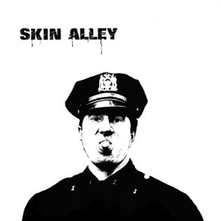 skin alley all alone