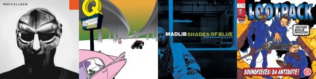 madlib albums